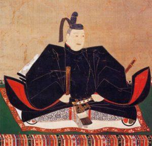 Shōgun Tokugawa Hidetada